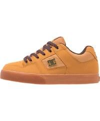 DC Shoes PURE SE Skaterschuh wheat/dark chocolate