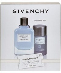 Givenchy Gentlemen Only EDT dárková sada M - Edt 100ml + 75ml deostick