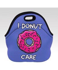 Wayfarer svačinová taška Donut fialová