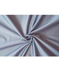 Kvalitex Saténové prostěradlo LUXURY COLLECTION 200x200cm šedé