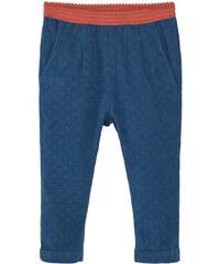 MANGO BABY Pantalon Velours Milleraies Imprimé