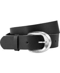 bpc bonprix collection Ledergürtel in schwarz für Damen von bonprix