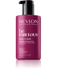 Revlon Professional BE FABULOUS Conditioner For Normal/Thick Hair - kondicionér pro normální a silné vlasy 750ml