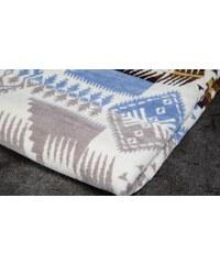Pendleton Oversized Jacquard Towel Silver Bark