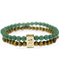 Icon Brand Vagator Bracelet Green