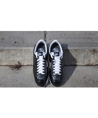 Nike Cortez Basic Premium QS Black/ Black-White-Metallic Silver
