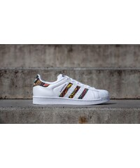 adidas Originals adidas Superstar W Ftw White/ Ftw White/ Mid Grape