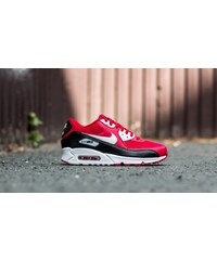 Nike Air Max 90 Essential Gym Red/ White-Black-White