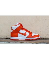 Nike Wmns Dunk Retro QS White/ Orange Blaze