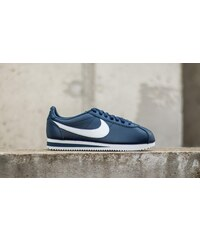 Nike Classic Cortez Leather Midnight Navy/ White