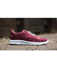 Vans Iso 1.5 (Tweed Dots) Burgundy/ True White