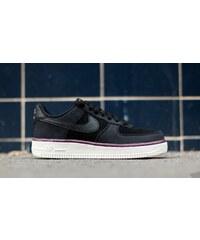 Nike Wmns Air Force 1 '07 Suede Black/ Black- Sail