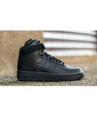 Nike Air Force 1 High ´07 Black/ Black- Black