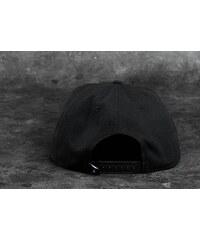 Jordan 2 Snapback Black