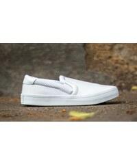 adidas Originals adidas W Courtvantage Slip On Ftw White/ Ftw White/ Ftw White