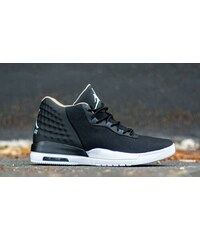 Jordan Academy Black/ White-Cool Grey-Vachetta Tan