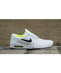 Nike Stefan Janoski Max White/ Black-Volt-White