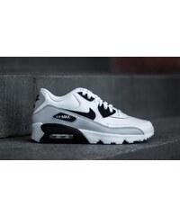 Nike Air Max 90 LTR (GS) White/ Black-Pure Platinum-White