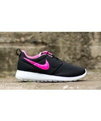 Nike Roshe One (GS) Black/ Pink Blast-White