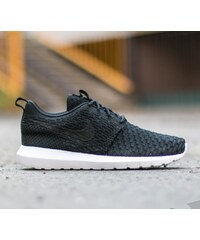 Nike Roshe Natural Motion Flyknit Black/ Black-White