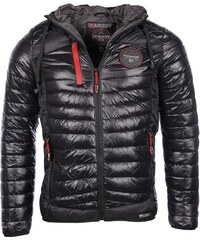 Geographical Norway Doudounes Géographical Norway Homme - Doudoune connecté MP3 Bassar noire 2