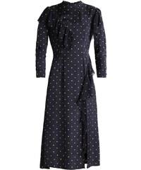 Topshop BOUTIQUE Robe longue navyblue