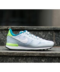 Nike W Internationalist EM White/ White-Blue Lagoon-Ghost Green