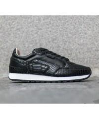 Radii Phuket Runner Black Python Leather