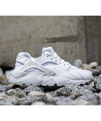 Nike Huarache Run GS White/ White-Pure Platinum
