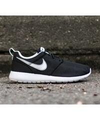 Nike Roshe One (GS) Black/ Metallic Silver/ White-White