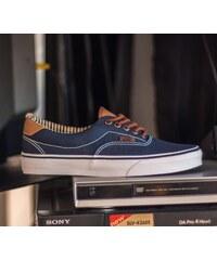 Vans Era 59 Vans C&L Dress Blue/ Stripe Denim