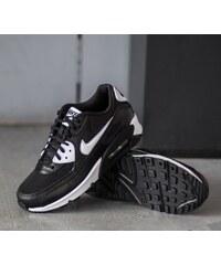 Nike WMNS Air Max 90 Essential Black/ White-Metallic Silver