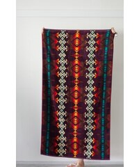 Pendleton Jerome Collection Maroon Towel