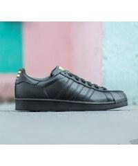 adidas Originals adidas Superstar Pharrell Supershell Carbon Black/ Yellow