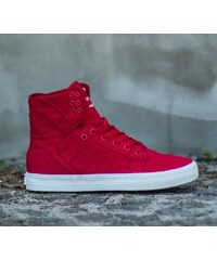 Supra Skytop D Red-White
