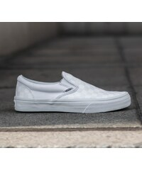 Vans Classic Slip-on (Checkerboard) White
