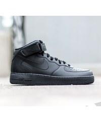 Nike Air Force 1 Mid ´07 Black/ Black-Black