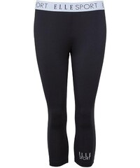 ELLE SPORT Womens Monochrome Tight Leggings