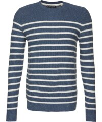 ESPRIT Pullover cneck stripe Sweaters long sleeve