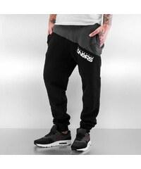 Dangerous DNGRS Taro Sweatpants Black/Grey