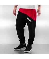 Dangerous DNGRS Taro Sweatpants Black/Red