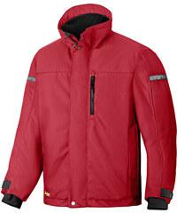 Bunda zateplená AllroundWork 37.5® červená - Červená - Snickers Workwear