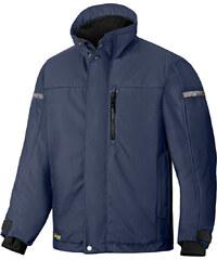 Bunda zateplená AllroundWork 37.5® tmavě modrá - Modrá - Snickers Workwear
