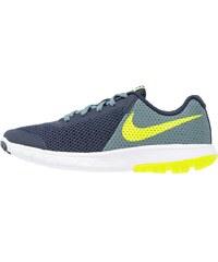 Nike Performance FLEX EXPERIENCE 5 Chaussures de running compétition obsidian/volt/hasta/white