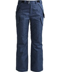 Twintip Performance Pantalon de ski blue melange