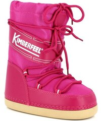 Kimberfeel Dětská zimní obuv EDEN_FUSHIA