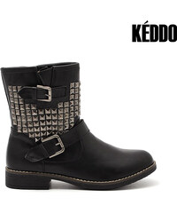Bottines Kéddo avec rivets