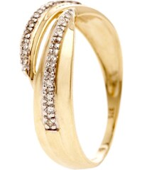 Paris Vendôme Ring - goldfarben