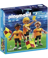 Playmobil Trio Arbitral - Figurine - multicolore