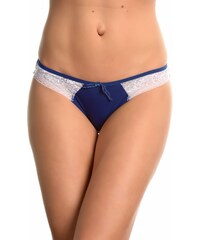 Just For Victoria Jelly - String - bleu marine